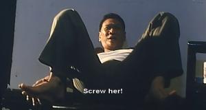 Guest starring: William Ho (ator que apareceu em vários filmes, na maioria das vezes, interpretando um vilão safado. Alguns filmes dele: Daughter of Darkness 1 e 2, Brother of Darkness, Ricky-oh)